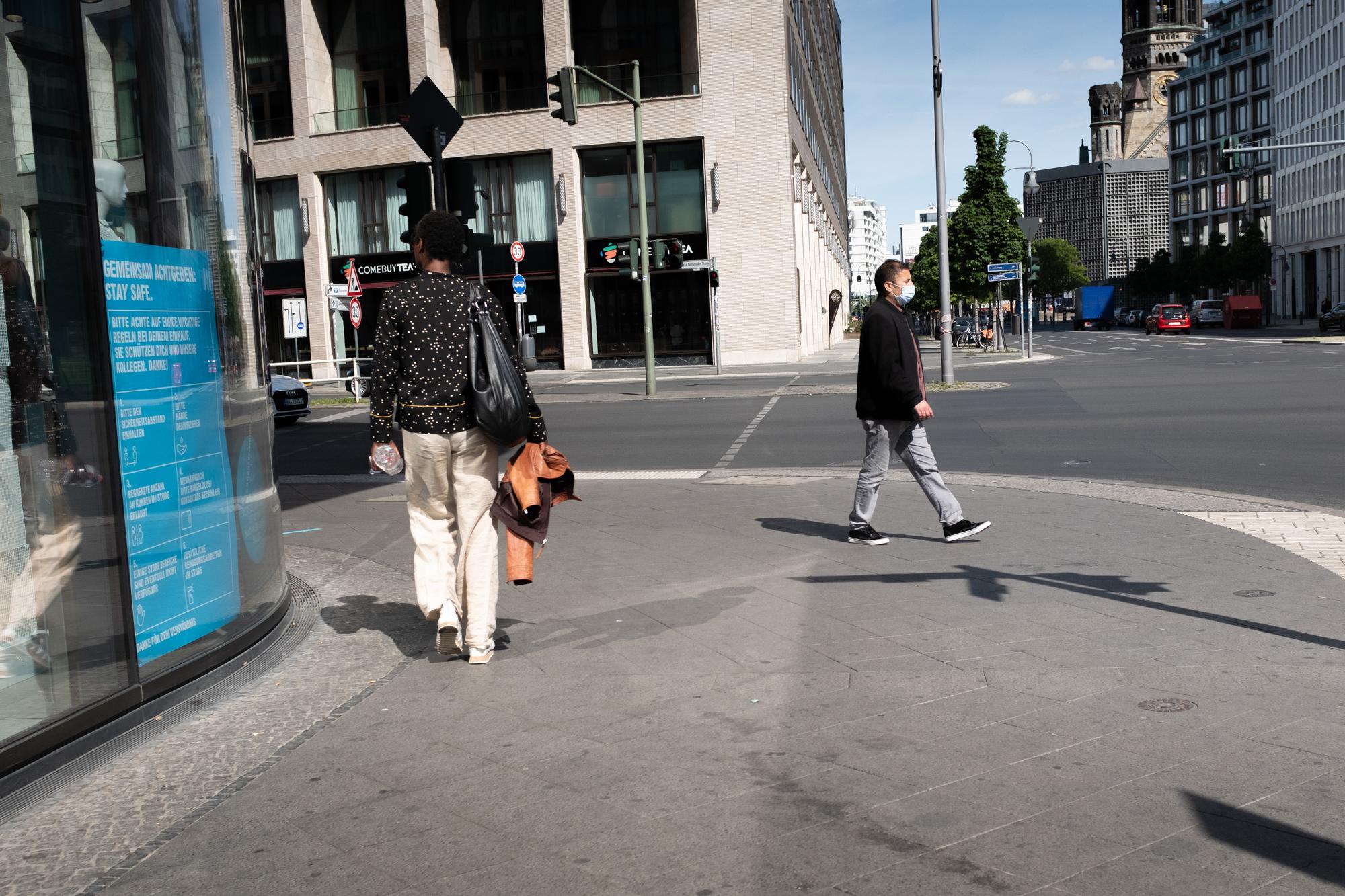 berlin street photography George Lavantsiotis Fujifilm X100F